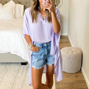 Shop Talulah Aria Top - Lavender